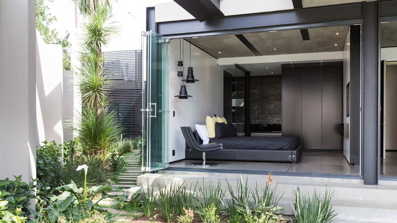 Kloof Road House chambre 2