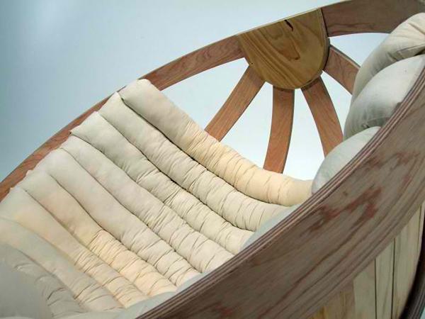 Chaise de berceau