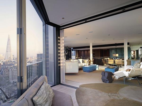 penthouse spacieux