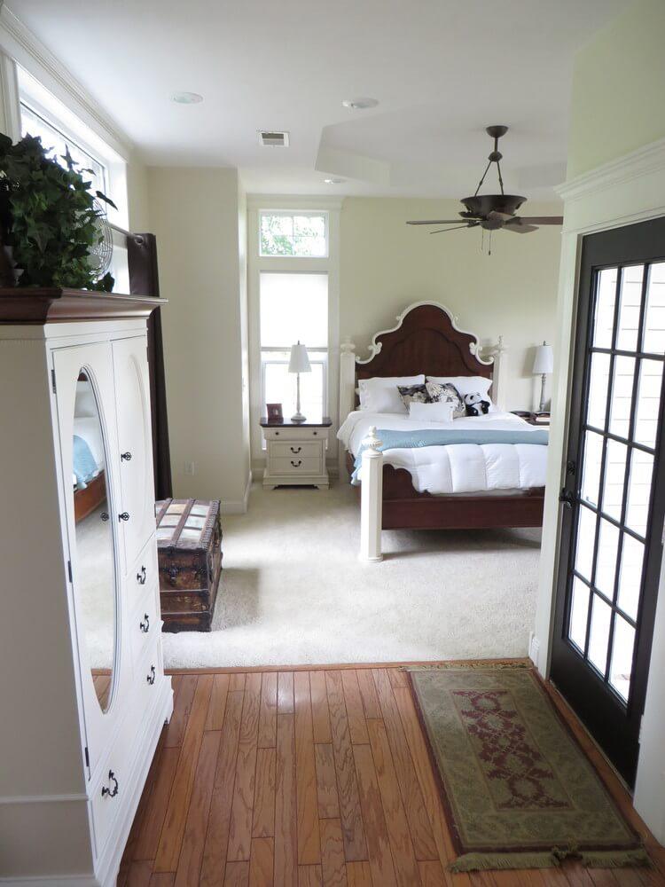Mettez à jour votre chambre principale avec des meubles recyclés