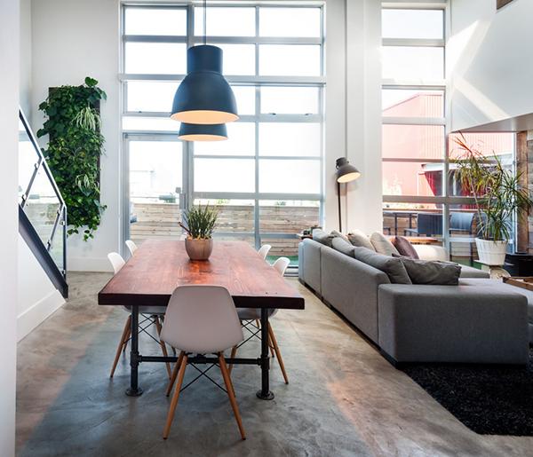 conception de loft