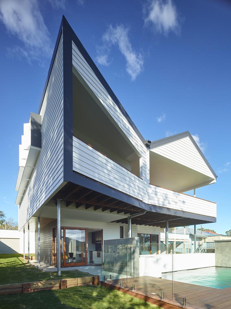 Australie Architecture de la maison