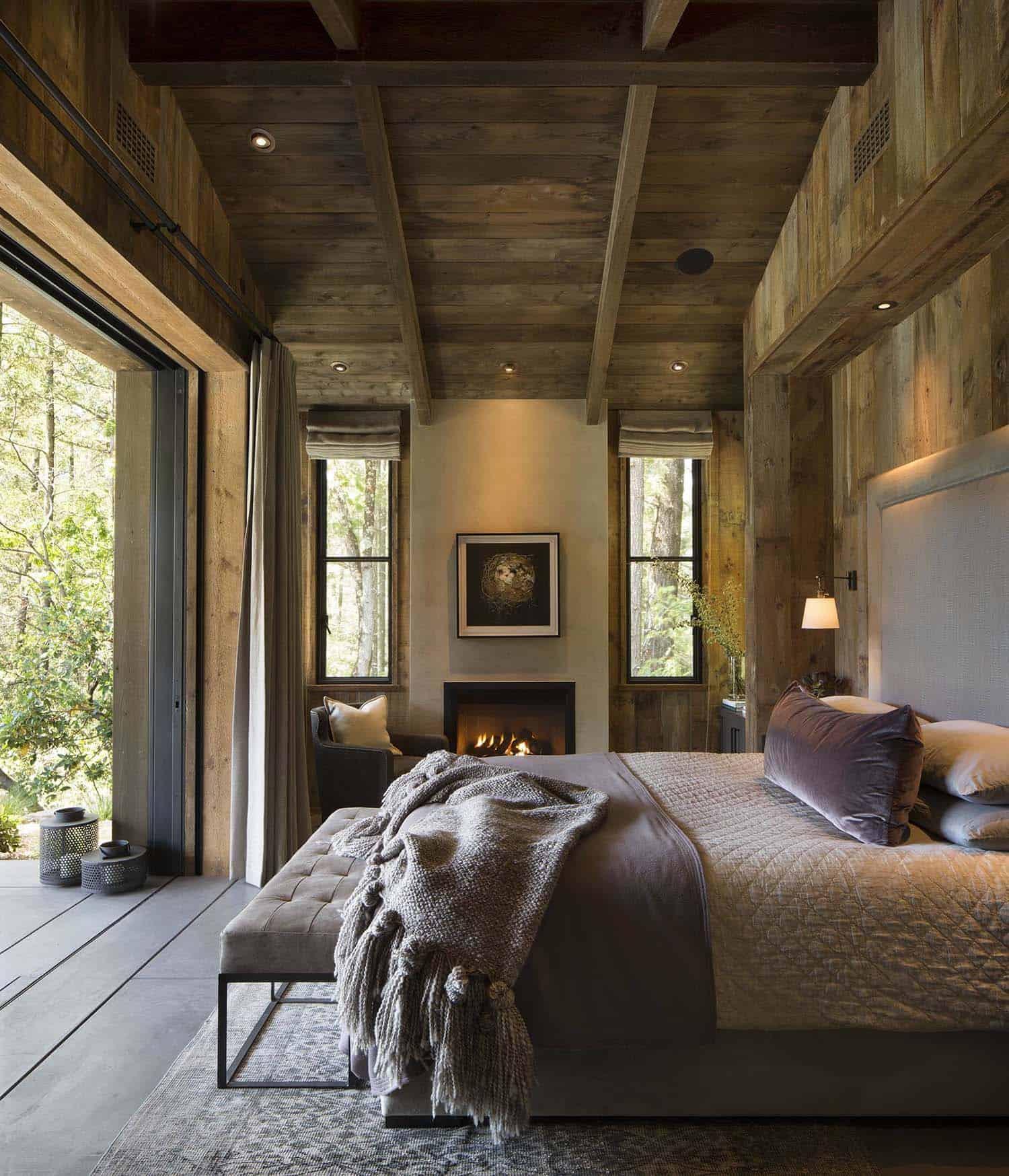 Maison de style ferme-Jennifer Robin Interiors-009-1 Kindesign