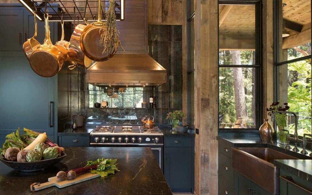 Maison de style ferme-Jennifer Robin Interiors-05-1 Kindesign