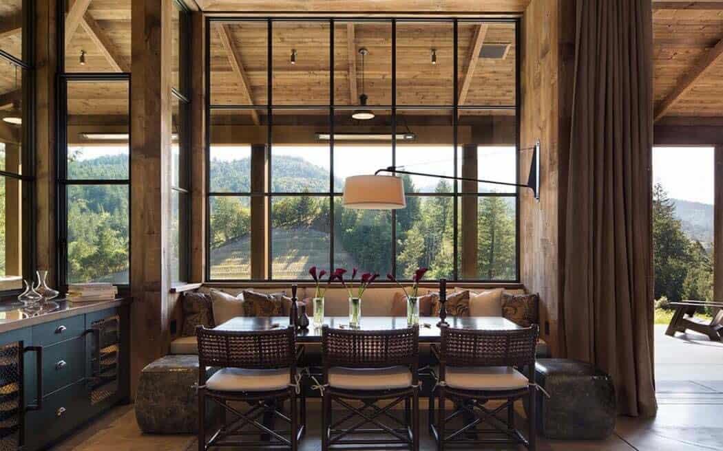 Maison de style ferme-Jennifer Robin Interiors-08-1 Kindesign