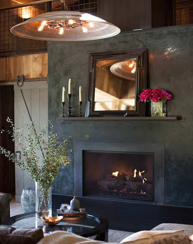 Maison de style ferme-Jennifer Robin Interiors-04-1 Kindesign