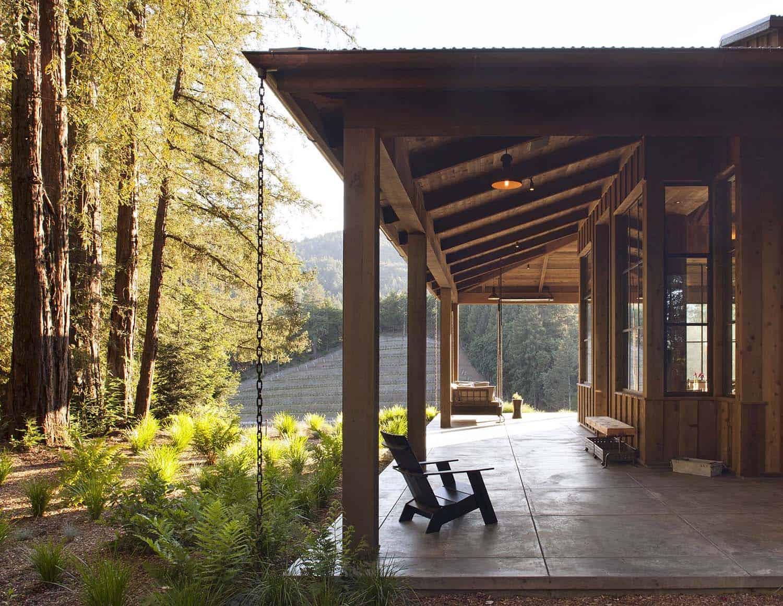 Maison de style ferme-Jennifer Robin Interiors-16-1 Kindesign
