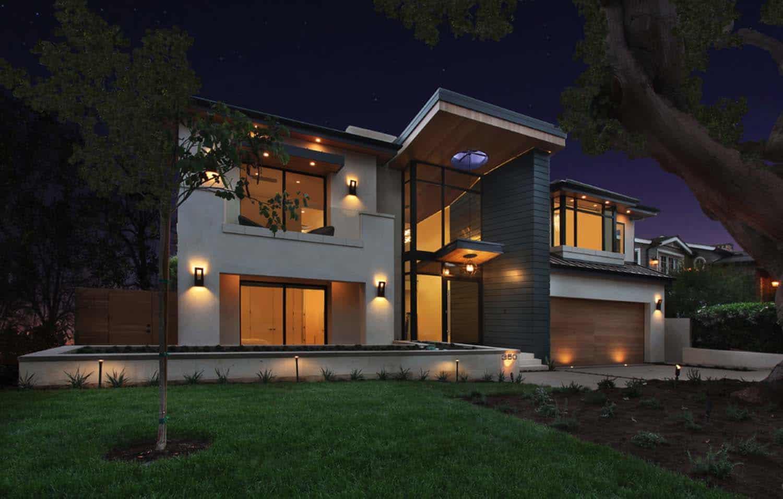 Conception de maison contemporaine-Brandon Architects-02-1 Kindesign