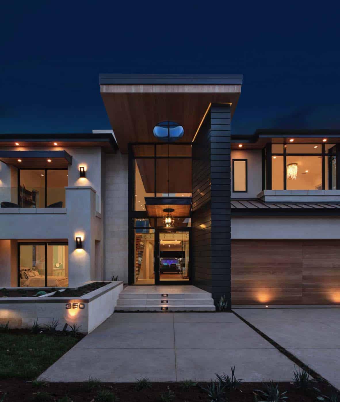 Conception de maison contemporaine-Brandon Architects-03-1 Kindesign