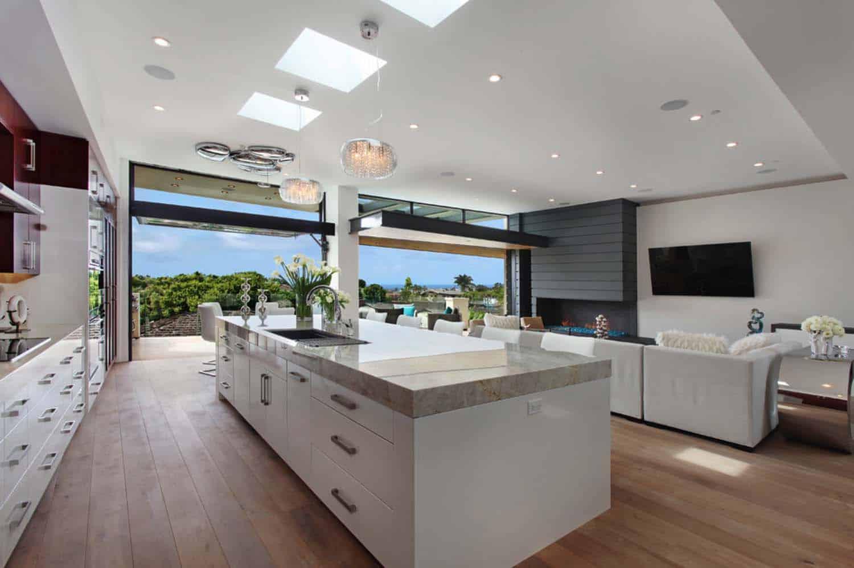 Conception de maison contemporaine-Brandon Architects-34-1 Kindesign