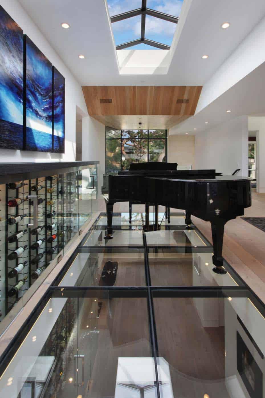 Conception de maison contemporaine-Brandon Architects-19-1 Kindesign