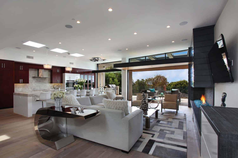 Conception de maison contemporaine-Brandon Architects-21-1 Kindesign