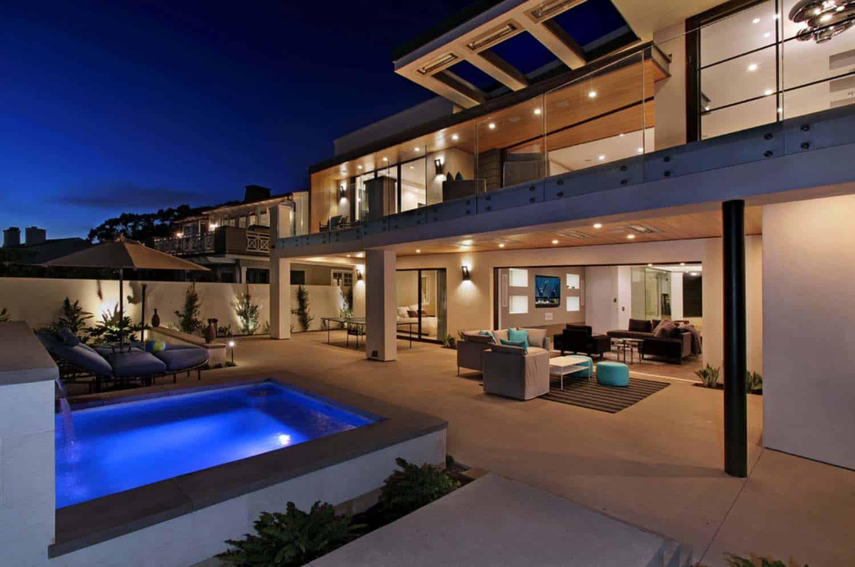 Conception de maison contemporaine-Brandon Architects-04-1 Kindesign