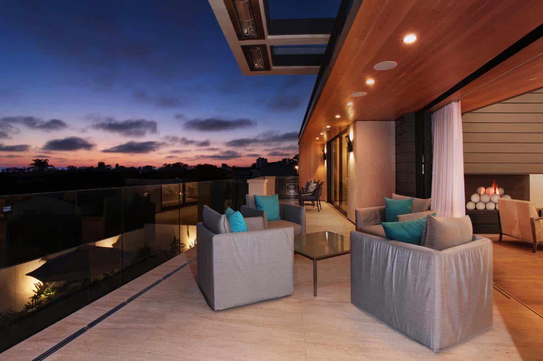 Conception de maison contemporaine-Brandon Architects-05-1 Kindesign