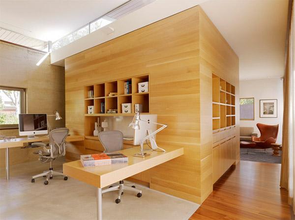 conceptions de bureau à domicile
