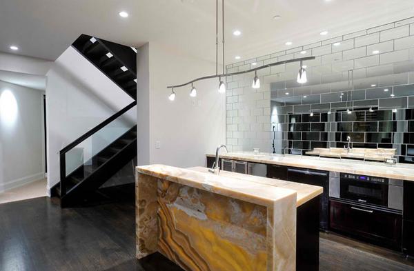 cuisines design contemporaines