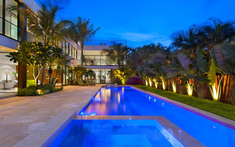 Maison de plage de Miami