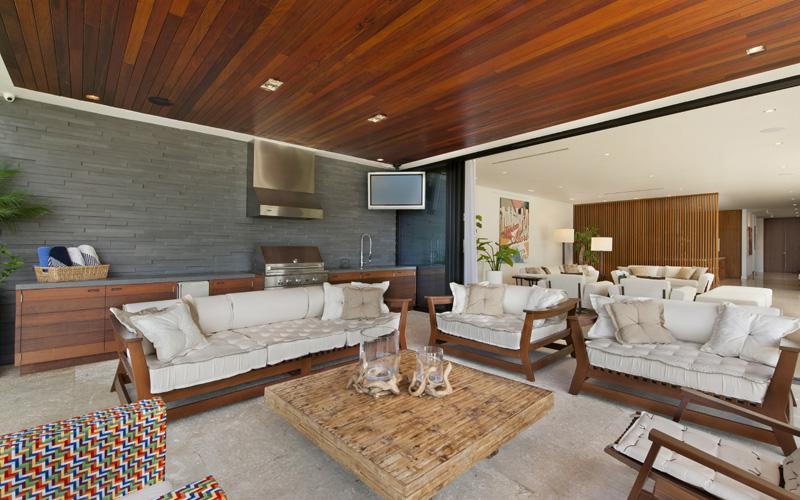Maison en plein air de Miami