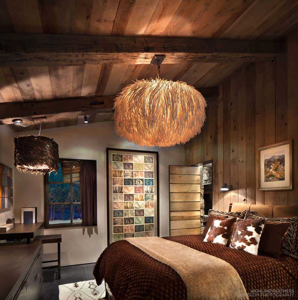 Mountain Guest Cabin-Pearson Design Group-09-1 Kindesign