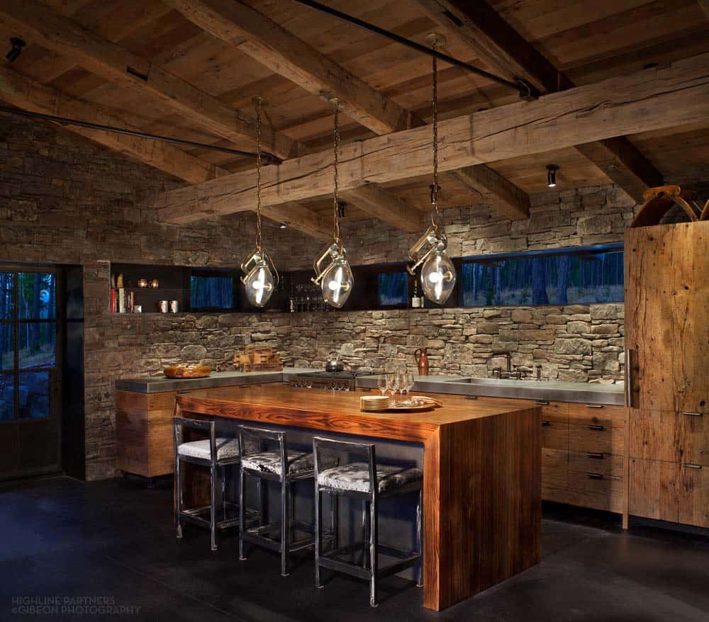 Mountain Guest Cabin-Pearson Design Group-14-1 Kindesign