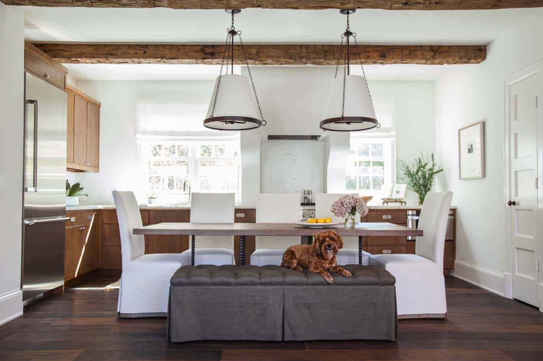 Maison d'hôtes de style cottage-Marie Flanigan Interiors-05-1 Kindesign
