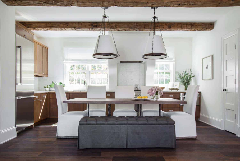 Maison d'hôtes de style cottage-Marie Flanigan Interiors-11-1 Kindesign
