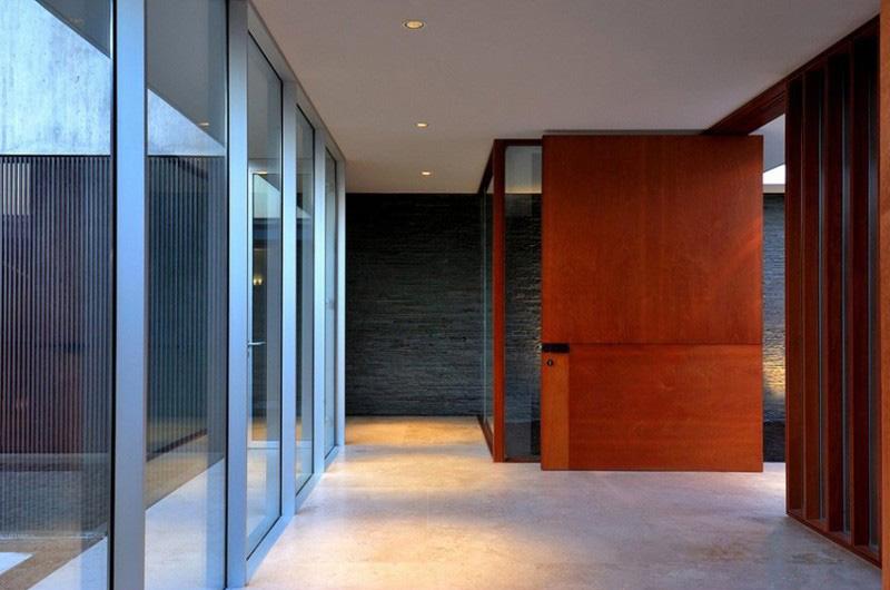 Intérieur de la maison Kubler