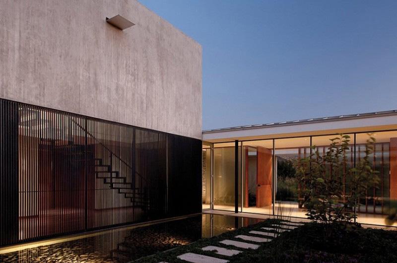 Maison Kubler Murs de maison