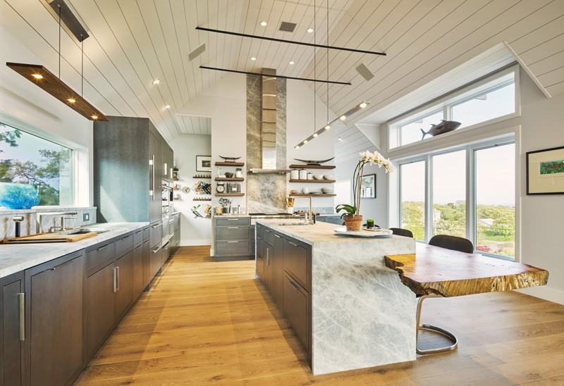 îlot de cuisine