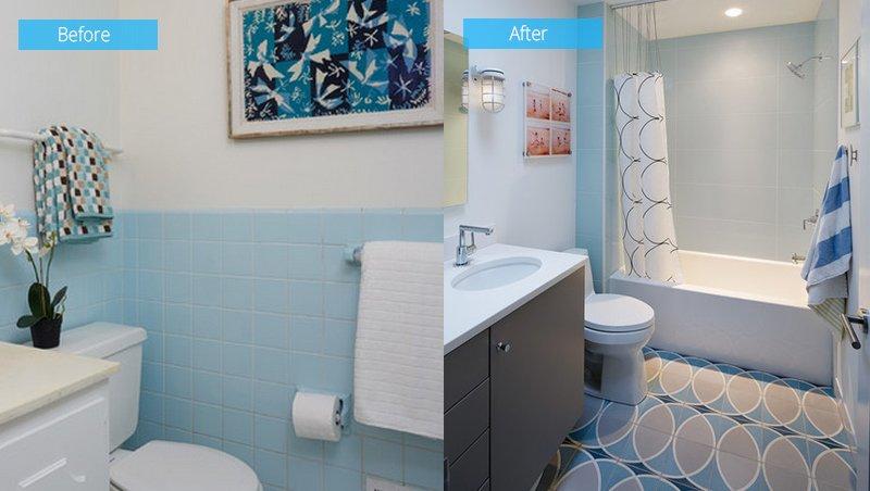 Salle de bain pour enfants Somerset Rénovation