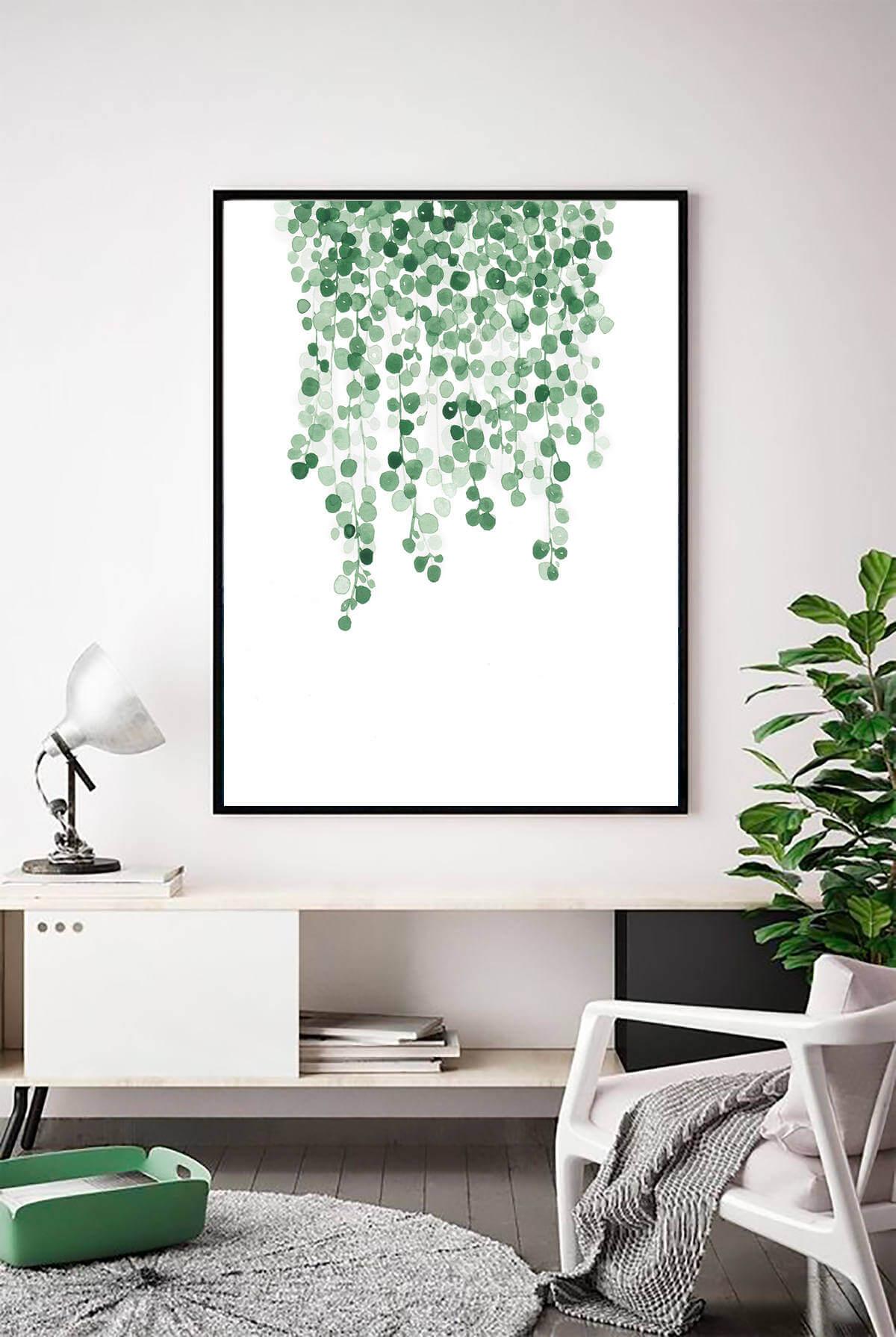 L'art botanique ajoute une touche de couleur