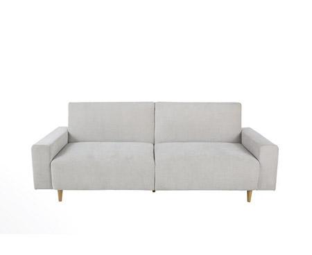 canapé-lit minimaliste
