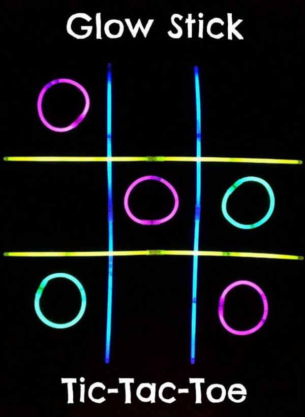 Glow Sticks: les blocs de construction de Glow in the Dark Gaming
