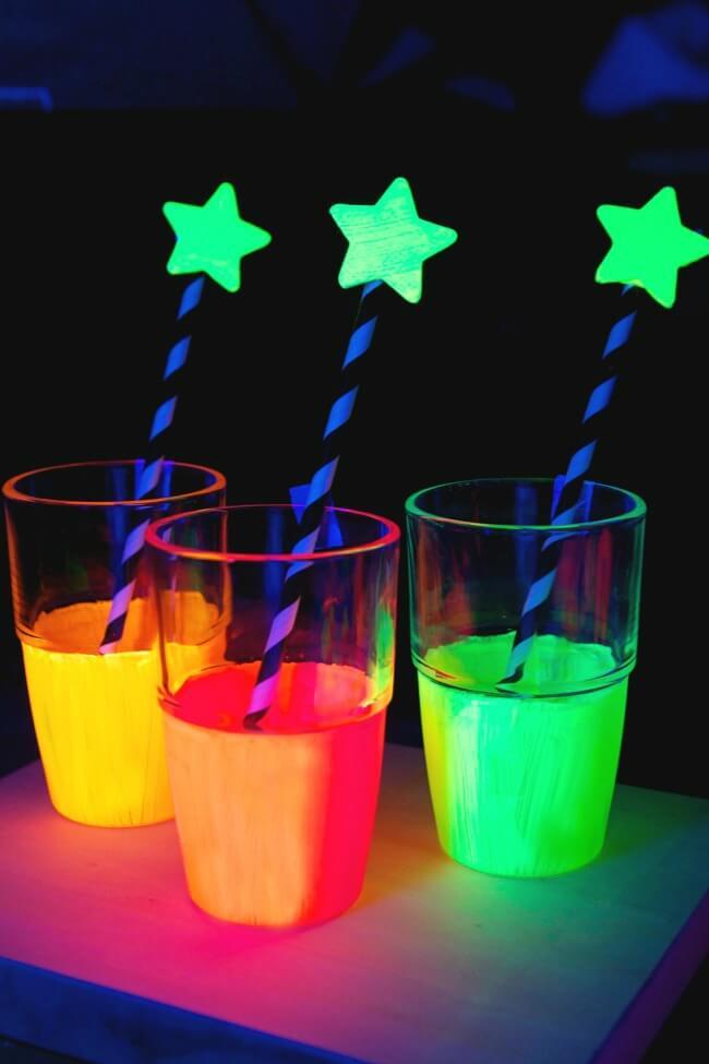 Les boissons incandescentes sont un succès pour tous les âges