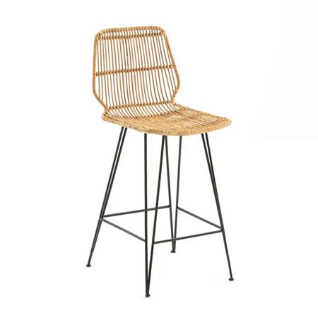 chaise haute de comptoir de bar