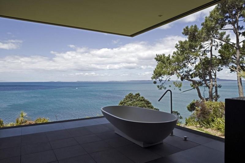 Salle de bain Cliff House