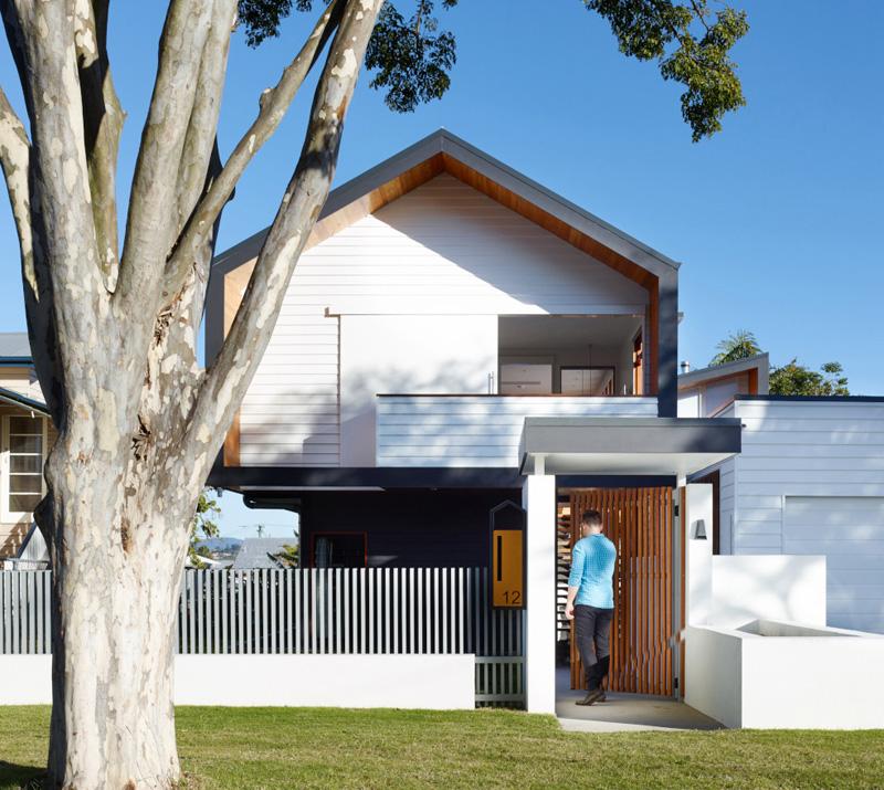 Maison Nundah minimaliste