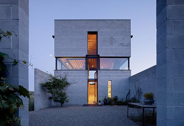 design extérieur moderne