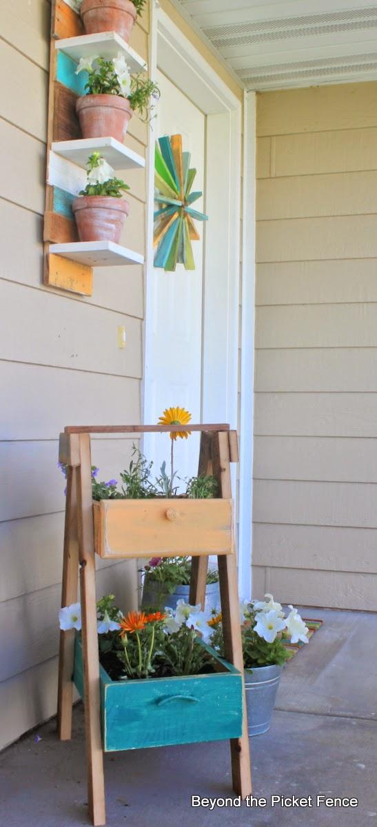 16 idées de jardinières de bricolage super créatives pour votre jardin