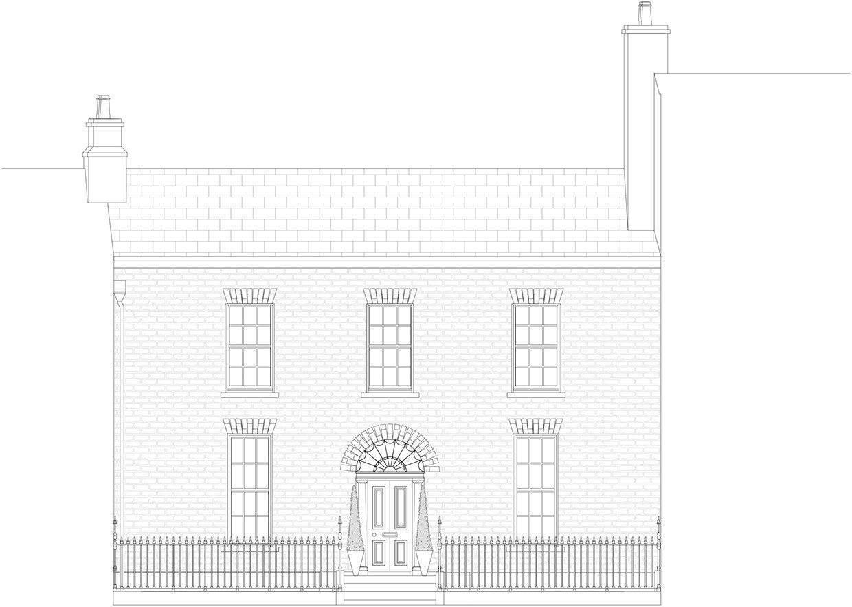 Maison de ville géorgienne-Kingston Lafferty Design-26-1 Kindesign