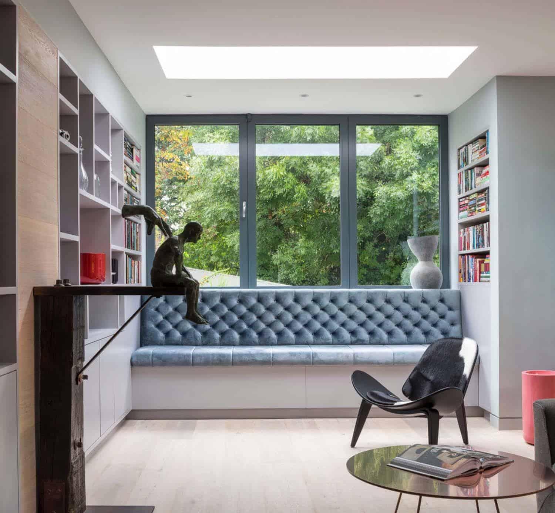 Maison familiale contemporaine-Kingston Lafferty Design-05-1 Kindesign