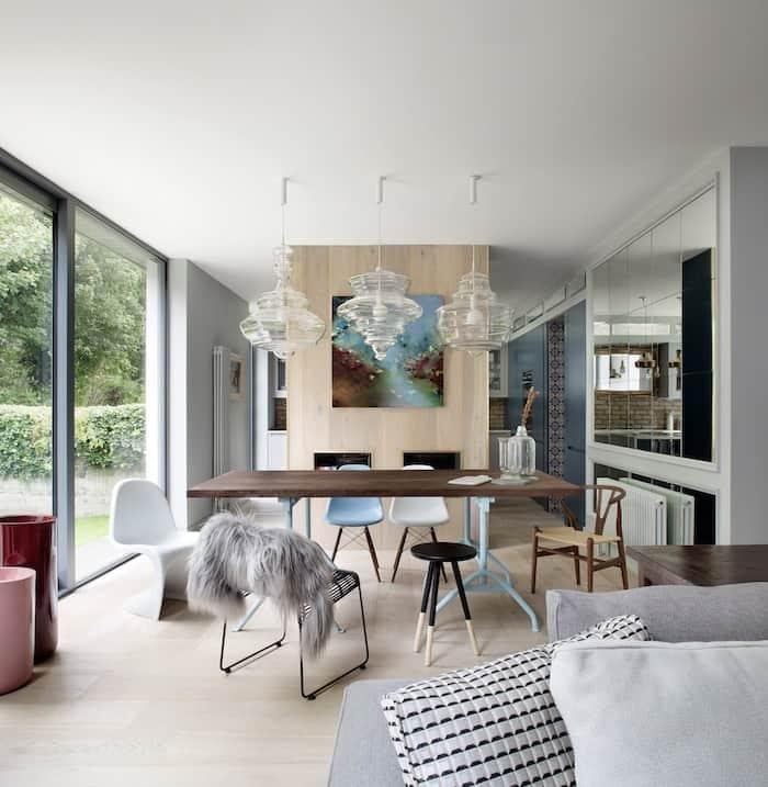 Maison familiale contemporaine-Kingston Lafferty Design-06-1 Kindesign