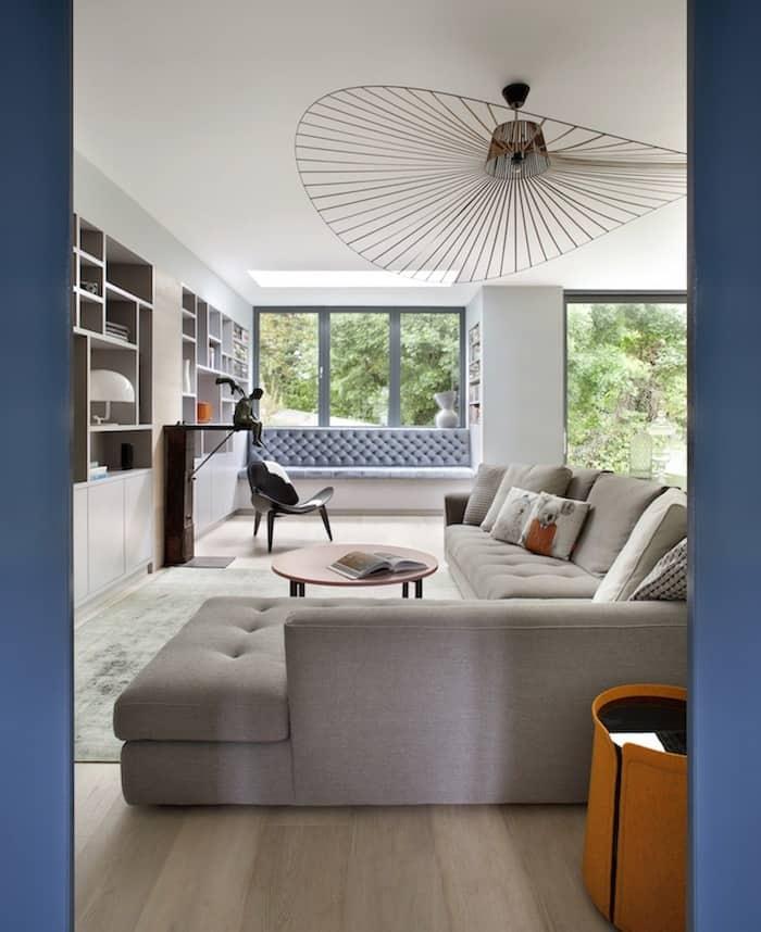 Maison familiale contemporaine-Kingston Lafferty Design-03-1 Kindesign