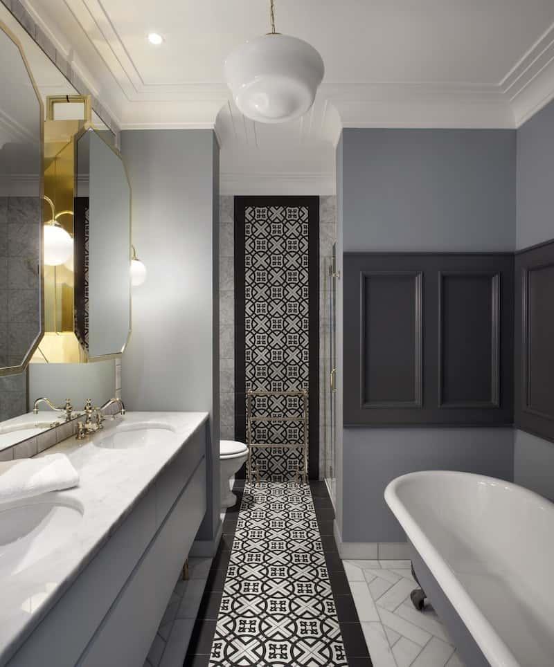 Maison familiale contemporaine-Kingston Lafferty Design-11-1 Kindesign