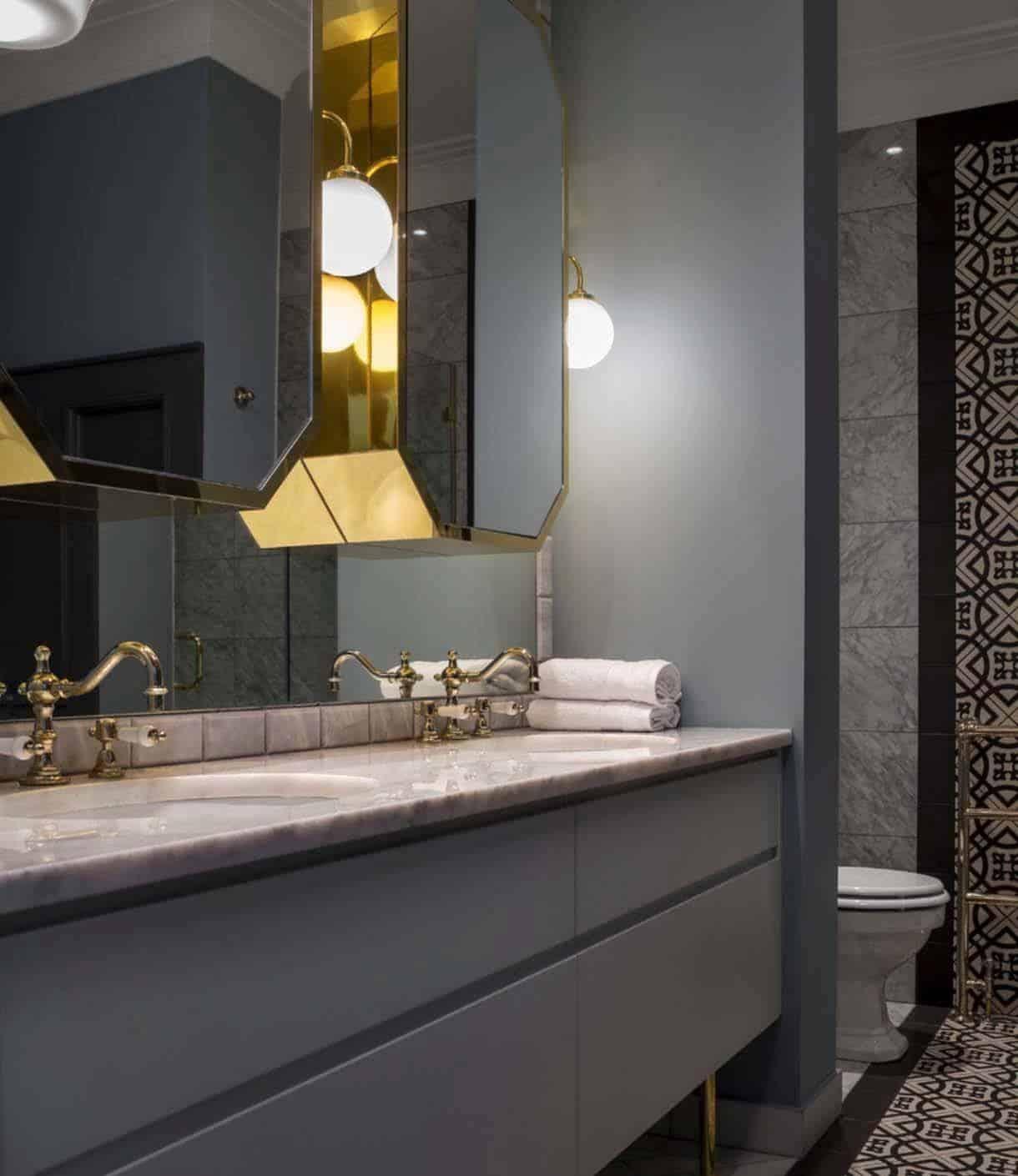 Maison familiale contemporaine-Kingston Lafferty Design-10-1 Kindesign