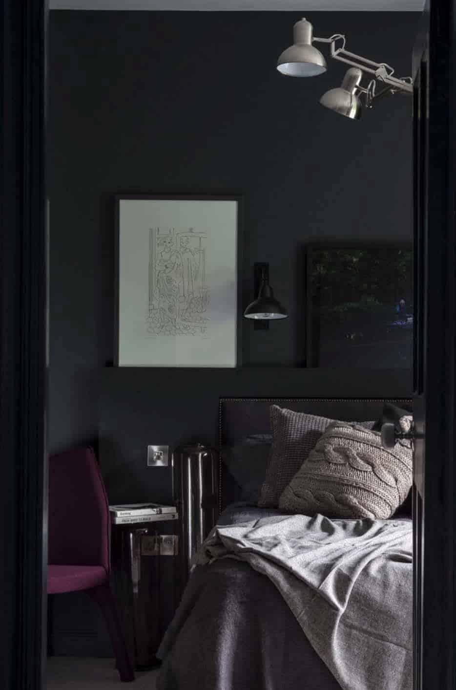 Maison familiale contemporaine-Kingston Lafferty Design-12-1 Kindesign