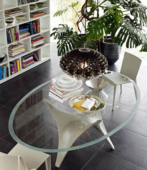 conception de table innovante