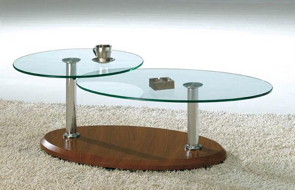 table de centre moderne