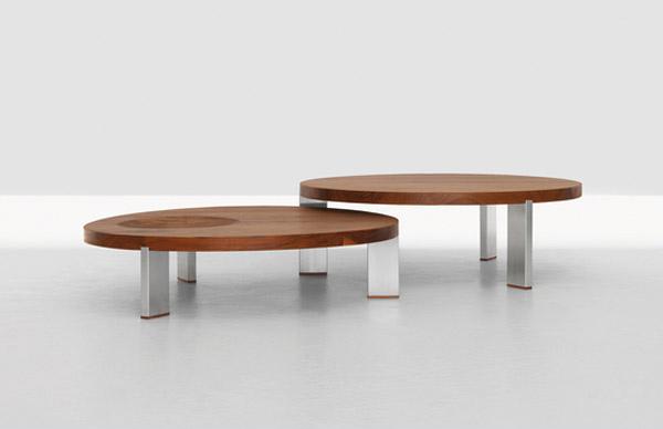 conception de table basse