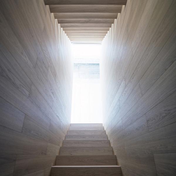 bois d'escalier